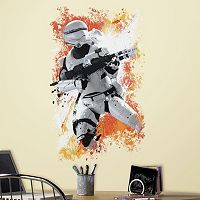 Star Wars: Episode VII The Force Awakens Stormtrooper Peel & Stick Wall Graphic