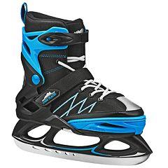 Lake Placid Boys Monarch Adjustable Ice Skates