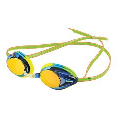 Adult Dolfin Charger Mirrored Swim Goggles