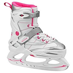 Lake Placid Girls Monarch Adjustable Ice Skates