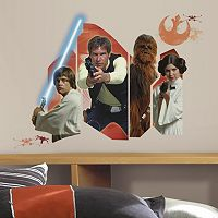 Star Wars Classic Burst Peel & Stick Wall Decal