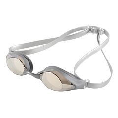 Adult Dolfin Ascender Mirrored Racing Swim Goggles