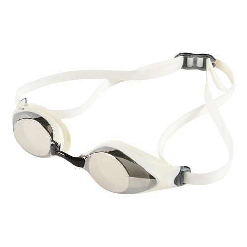 Adult Dolfin Ascender Mirrored Racing Swim Goggles