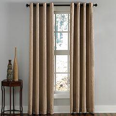 Window Curtainworks 1-Panel Lenox Room Darkening Window Curtain
