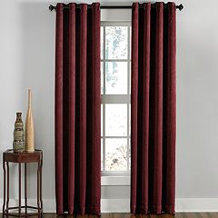 Window Curtainworks 1-Panel Lenox Room Darkening Window Curtain