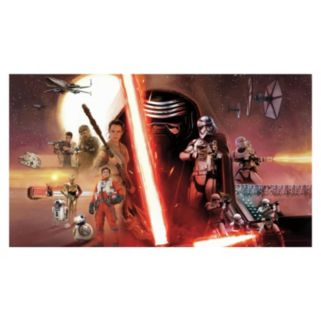 Star Wars: Episode VII The Force Awakens SureStrip Wallpaper Wall Mural