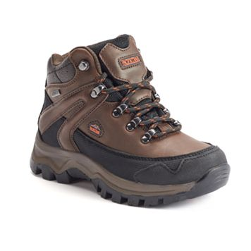 Pacific Trail Rainer Boys' Waterproof Hiking Boots