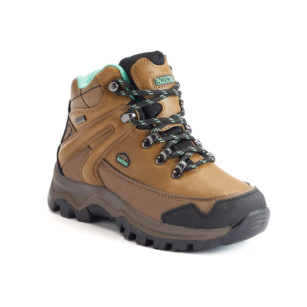 96455d580cc Pacific Trail Rainer Girls' Waterproof Hiking Boots