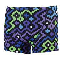 Men's Dolfin Reversible Square-Leg Swim Trunks