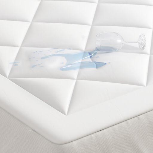 Sleep Philosophy Waterproof Sofa Bed Pad with 3M Moisture Management