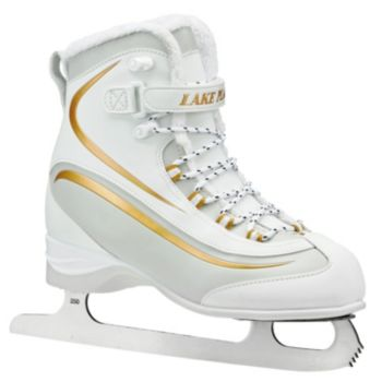 Lake Placid Women's Everest Soft Boot Figure Ice Skates