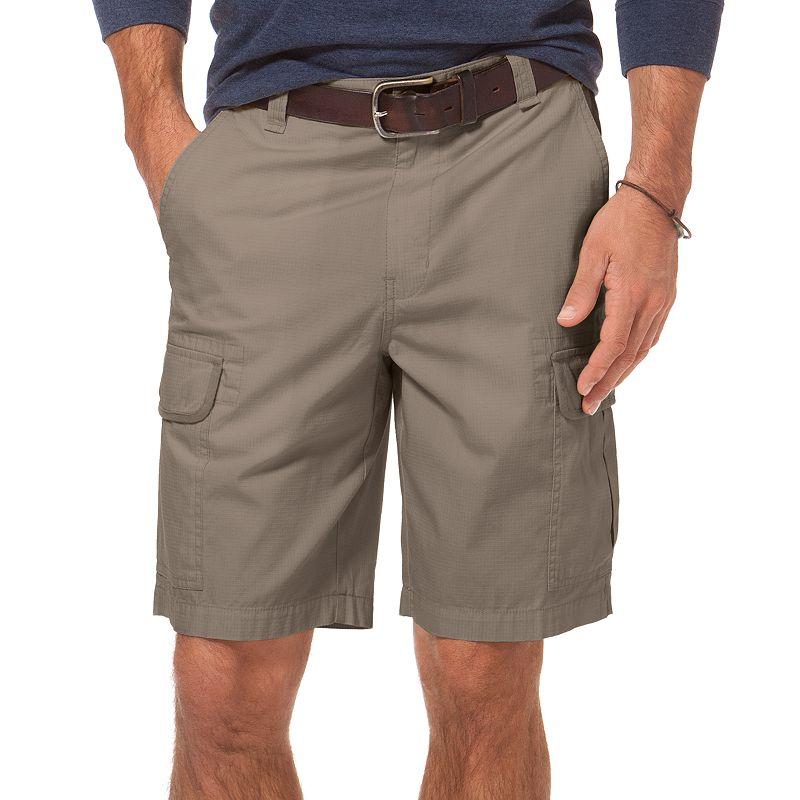 Men's Chaps Ripstop Cargo Shorts