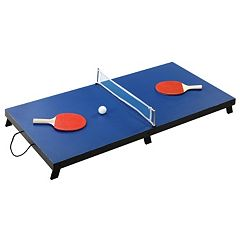 Hathaway Drop Shot 42 in Portable Table Tennis Set