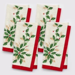 Lenox 4-pc. Holiday Napkin Set