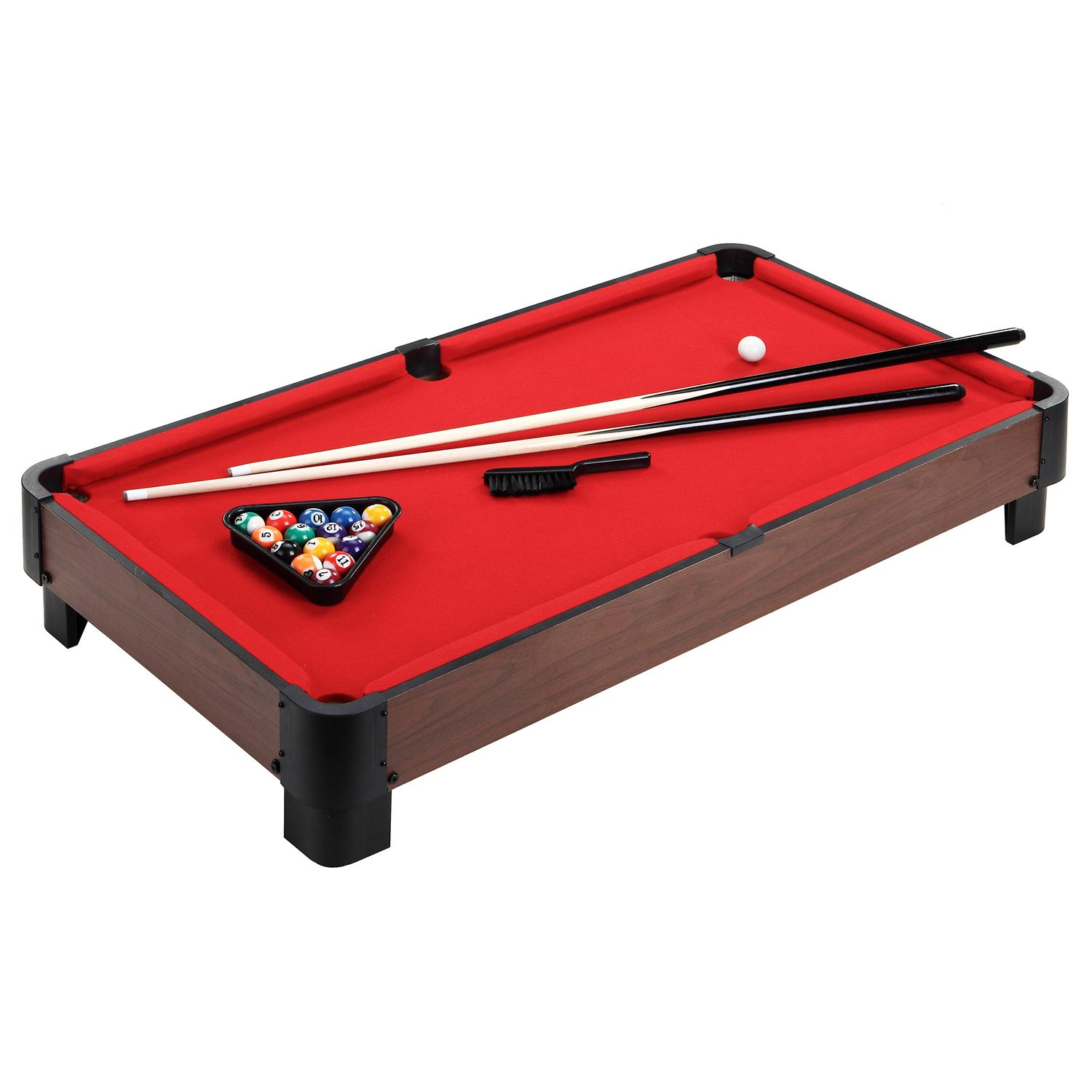 Superior Table Top Pool Table