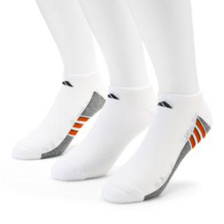 adidas 3-Pack Climacool Superlite Performance No-Show Socks - Men