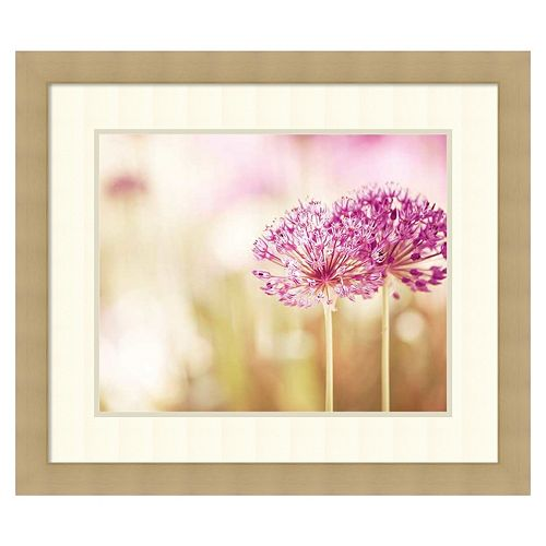 ''Bloom'' Framed Wall Art