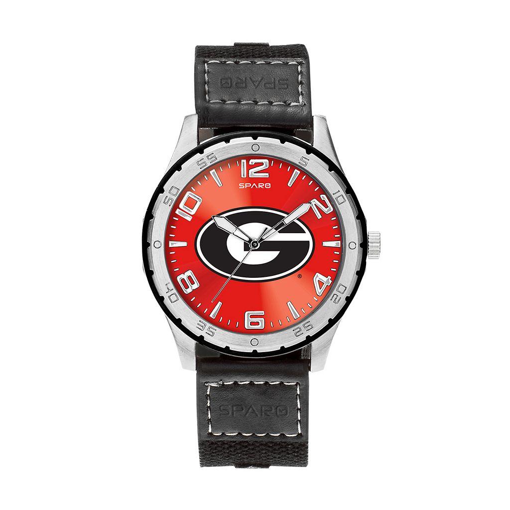 Men's Georgia Bulldogs Gambit Watch
