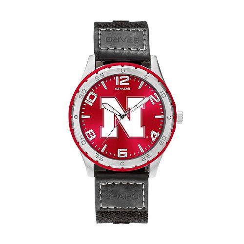 Men's Nebraska Cornhuskers Gambit Watch