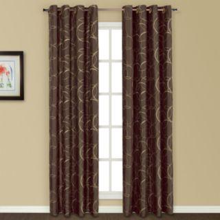United Window Curtain Co. 1-Panel Sinclair Window Curtain