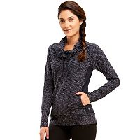Women's Marika Balance Collection Happy Camper Cowlneck Hiking Top