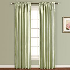 United Curtain Co. 1-Panel  Lincoln Lined Window Curtain