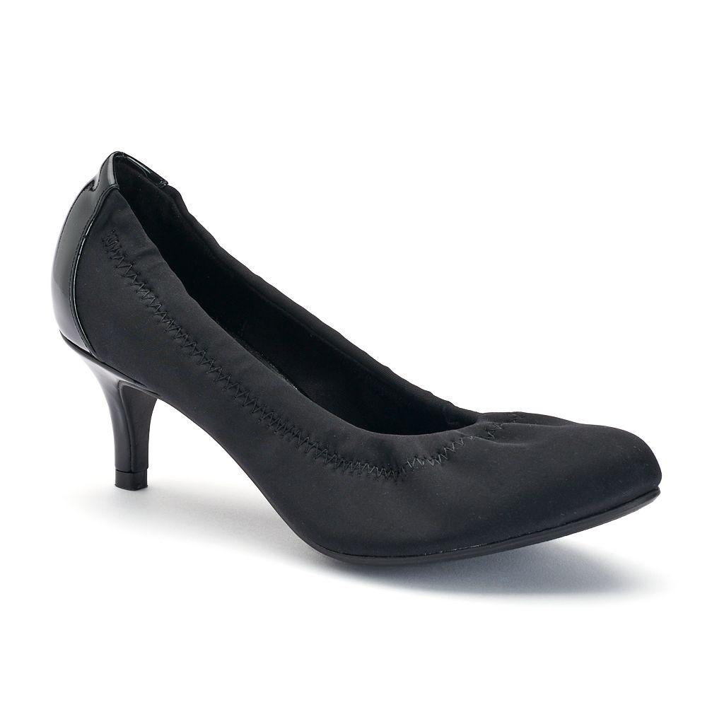 Croft & Barrow® Women's Stretch High Heels