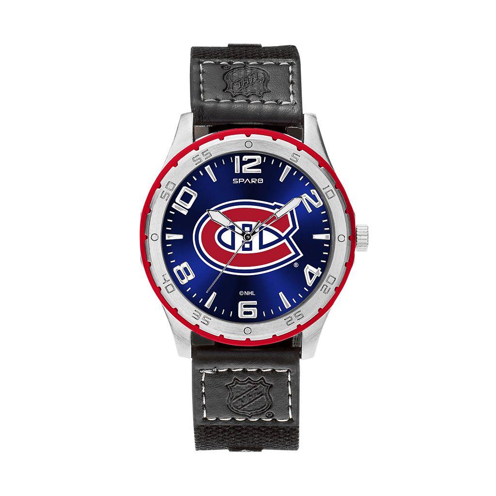 Men's Montreal Canadiens Gambit Watch