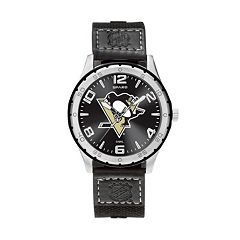 Men's Pittsburgh Penguins Gambit Watch