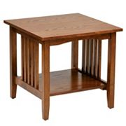 OSP Designs Sierra Mission End Table
