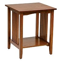 OSP Designs Sierra Side Table