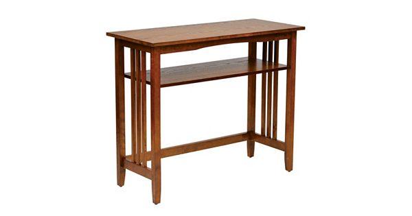 Kohl S Foyer Table : Osp designs  sierra foyer table