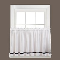 Saturday Knight Ltd. Kate Tier Curtain Pair