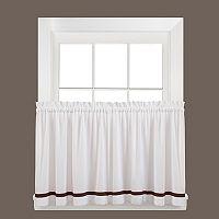 Saturday Knight Ltd. Kate Tier Curtain Pair