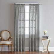 CHF Lyric Sheer Window Curtain