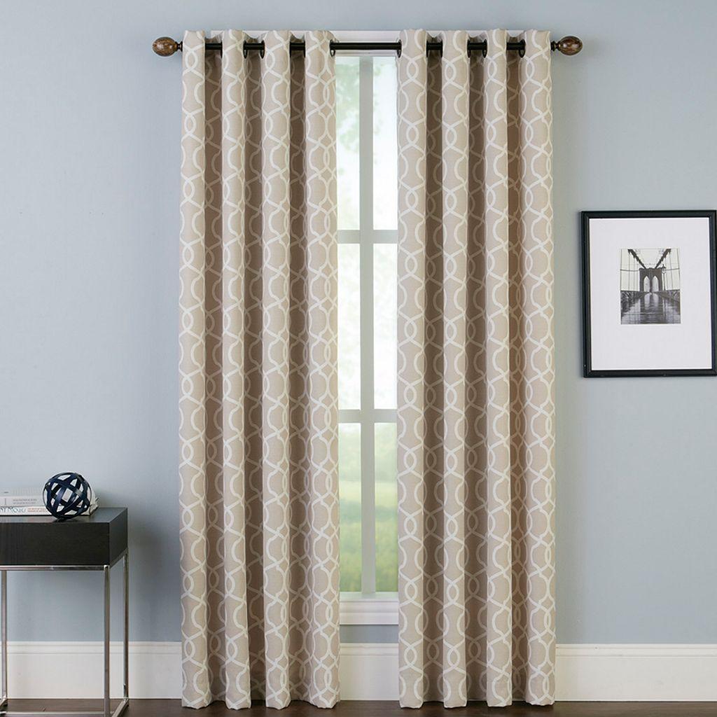 Peri Interlace Window Curtain