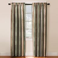 Thermatec 2-pk. Tuscan Stripe Blackout Curtains