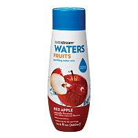 SodaStream Waters Fruits 14.8-oz Red Apple Sparkling Water Mix