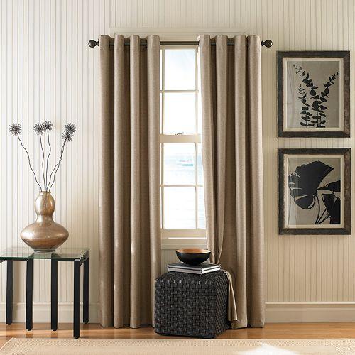 Window Curtainworks 1-Panel Monterey Lined Window Curtain