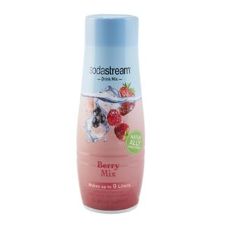 SodaStream Waters Fruits 14.8-oz. Berry Mix Sparkling Water Mix