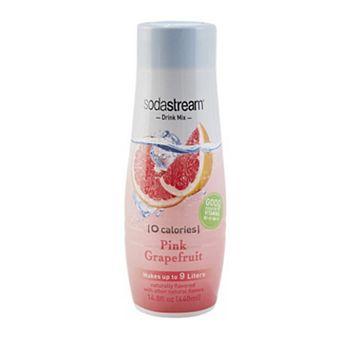 SodaStream Waters Zeros 14.8-oz. Pink Grapefruit Sparkling Water Mix