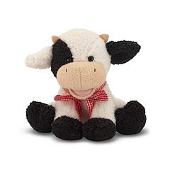 Melissa & Doug Meadow Medley Calf Plush Toy