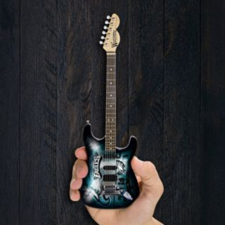 Philadelphia Eagles NorthEnder Collector Series Mini Replica Electric Guitar