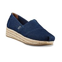 Skechers BOBS Highlights Women's Slip-On Wedges
