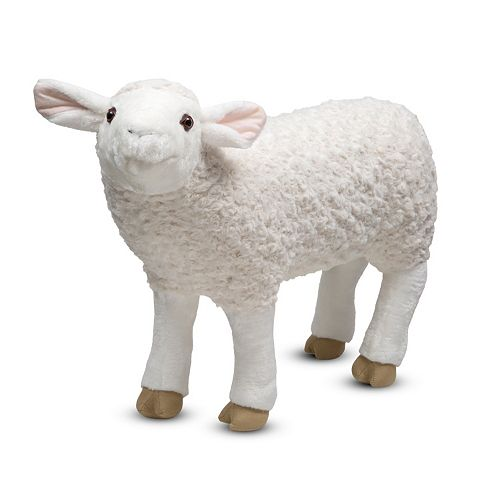 Melissa & Doug Plush Sheep