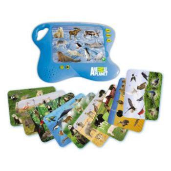 Animal Planet Animals of the World Learning Pad by Smart Play