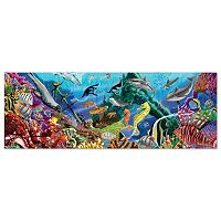 Melissa & Doug 200-pc. Deep Sea Family Floor Puzzle