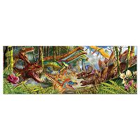 Melissa & Doug 200-pc. Dinosaur Family Floor Puzzle