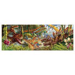 Melissa & Doug 200-pc. Dinosaur Family Floor Puzzle
