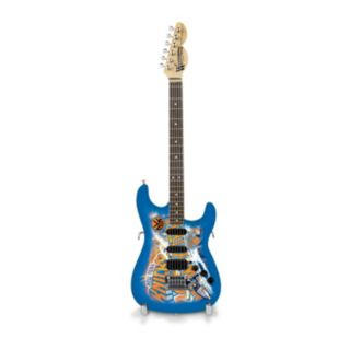 New York Knicks NorthEnder Collector Series Mini Replica Electric Guitar